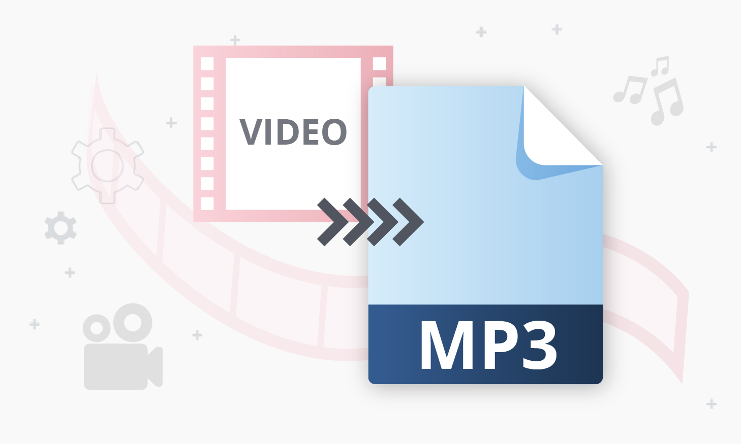 Convert video to mp3