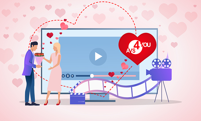 A video for St. Valentine's Day 2020