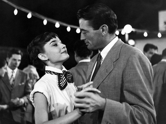 Dancing scene in Roman Holiday