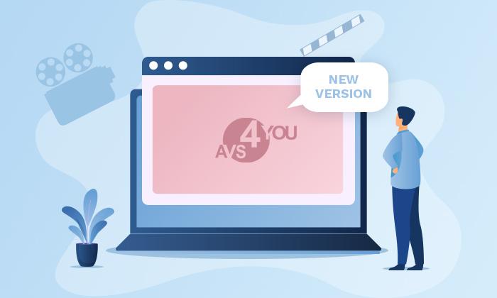 AVS4YOU neue Version