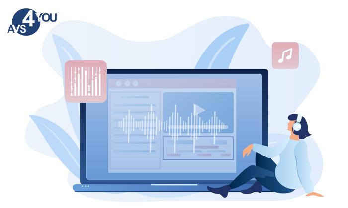 AVS Audio Editor balancing