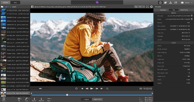 4K video editing in Vegas Movie Studio