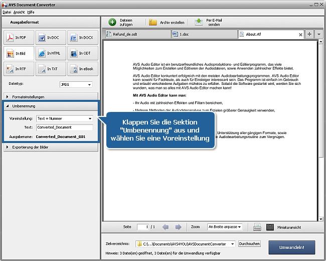 wie kann man pdf dateien vereinigen