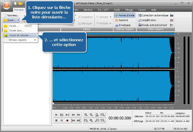 Comment couper une musique sur avs - Comment couper une musique sur mac ...