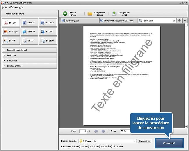 Comment convertir un fichier doc en pdf - Convertir fichier pdf en open office gratuit ...