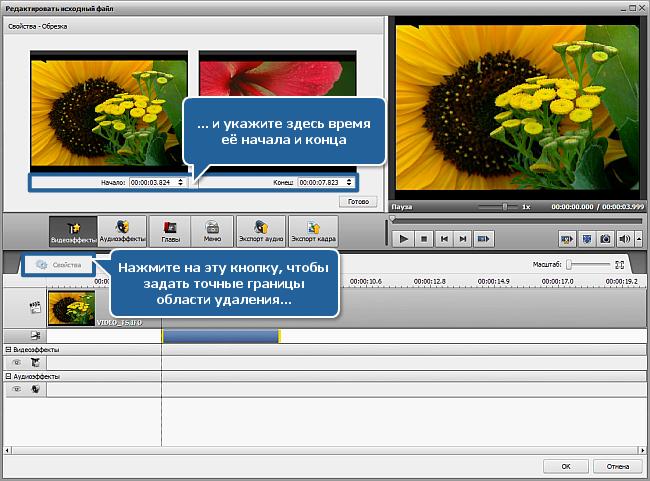 Программа Удаления Звука Из Видео